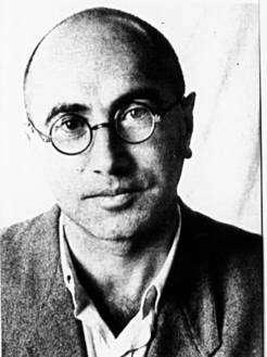 Yakov Zeldovitch, l'un des plus grands cosmologistes du XX ième siécle Crédit : Photo ca. 1950, Prof. V. I. Goldanskii