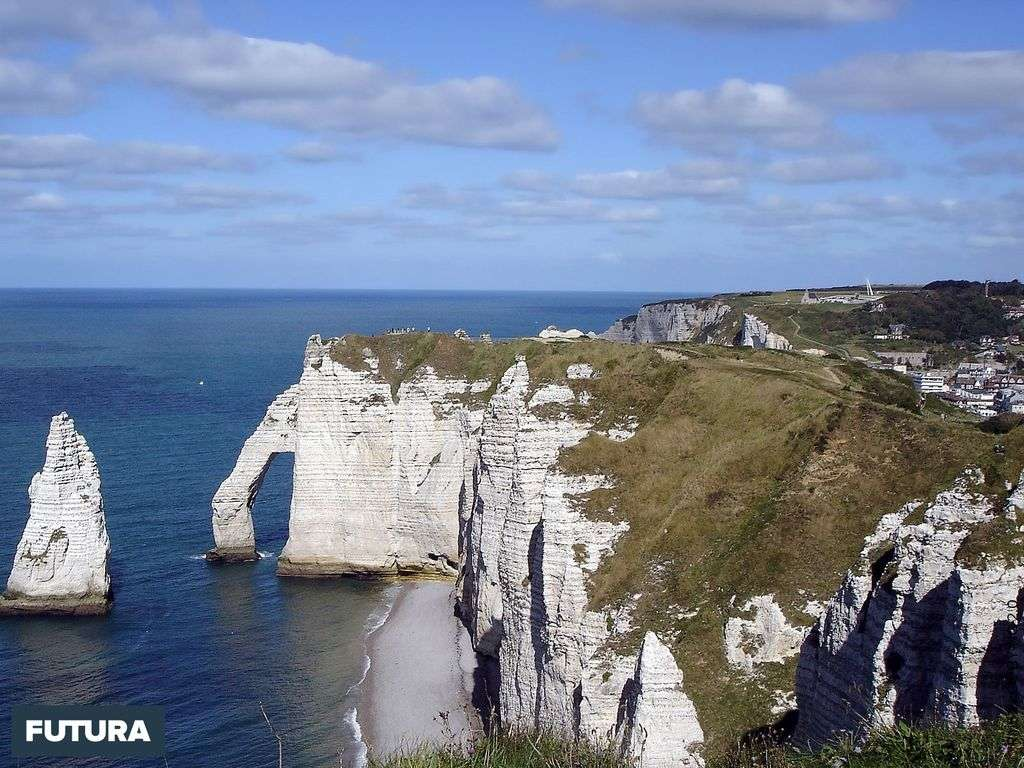 Falaises d'Etretat - France