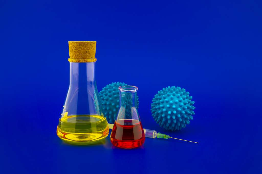 Les adjuvants sont nécessaires pour améliorer la réponse immunitaire et réduire la dose d'antigènes nécessaires. © NetPix, Adobe Stock