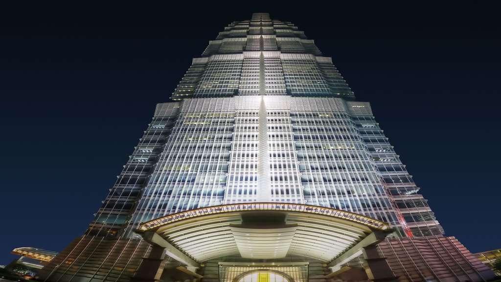 La Jin Mao Tower, porte-bonheur de la Chine