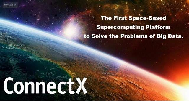 ConnectX veut mettre sur orbite des serveurs sous la forme de micro satellites. L'entreprise créerait ainsi « le premier supercalculateur spatial pour résoudre les problèmes du big data ». © ConnectX