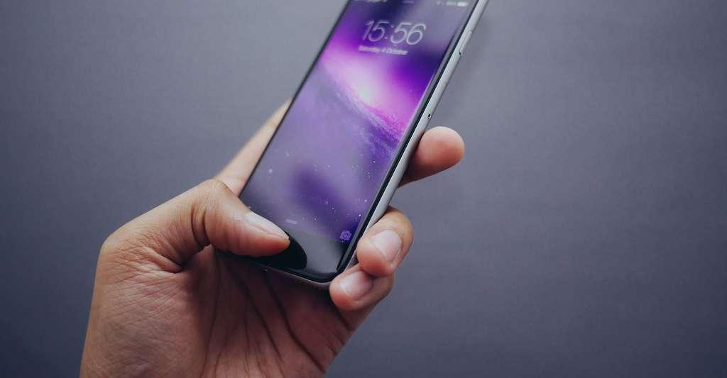 Les smartphones tactiles. © Fancycrave1 - Domaine public