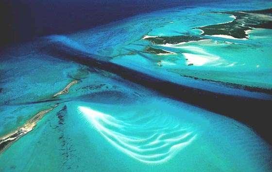 Bahamas - Ilôts et fonds marins Exuma Cays