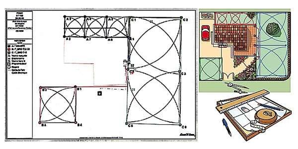 Étude réalisée à l'aide du logiciel « B.I.R.D. ». Celui-ci effectue tous les calculs hydrauliques, définit les emplacements et la couverture des arroseurs, établit la liste complète du matériel ainsi qu'un devis. © Rain Bird