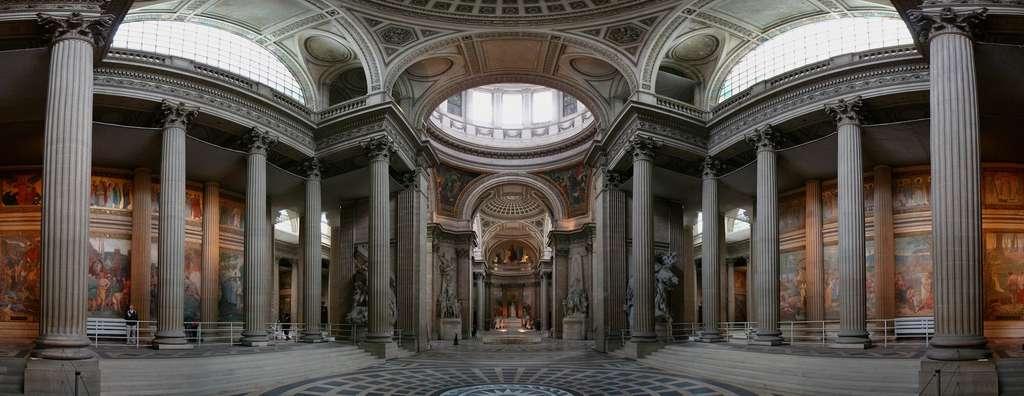 En 1995, Marie Curie est la première femme à entrer au Panthéon pour ses propres mérites. © Jean-Pierre Lavoie, Wikipedia, CC by-SA 3.0