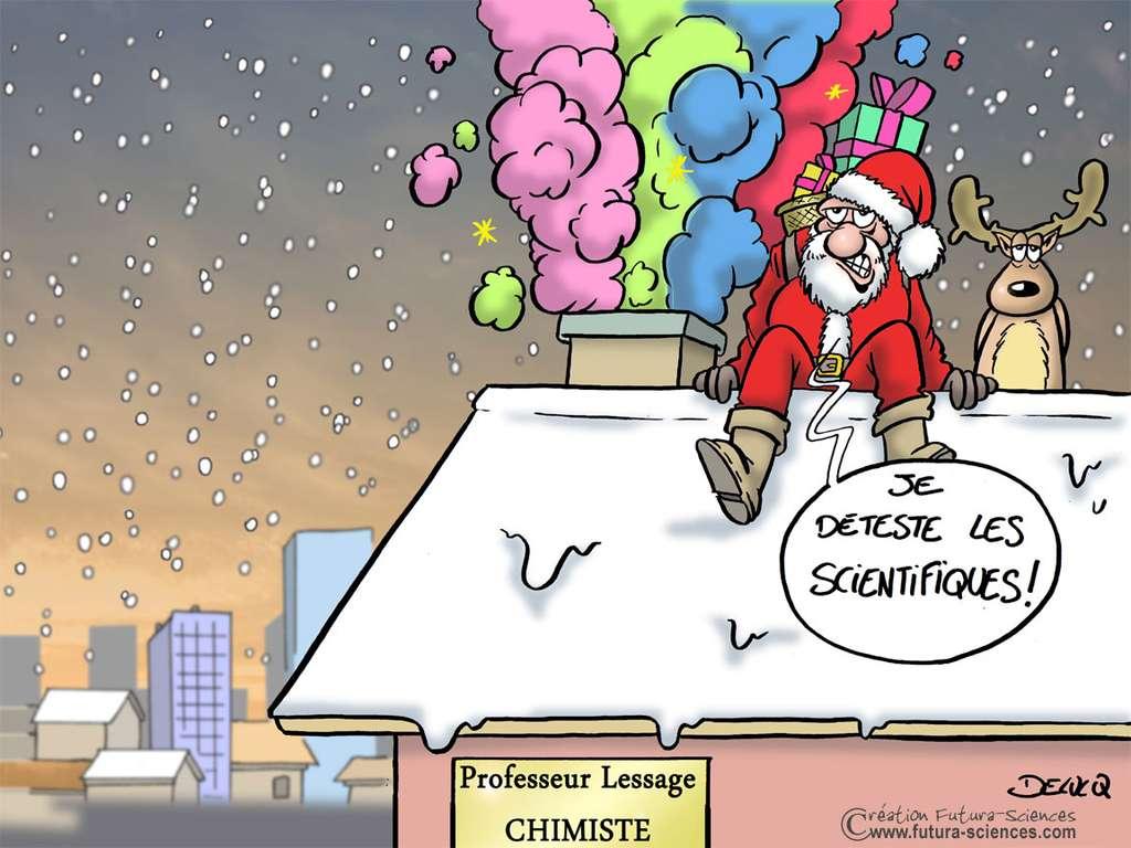 Profession : Père Noël