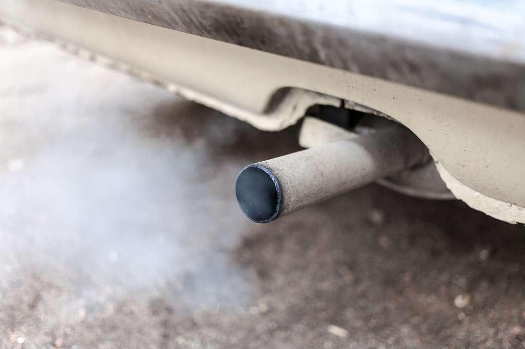 Les particules fines sont par exemple émises par la combustion des moteurs diesel. © Alex Ishchenko, Fotolia