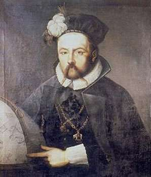Portrait de Tycho Brahe. © DP