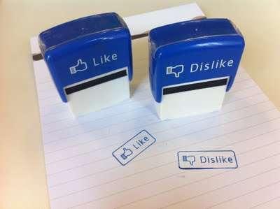 Le like de Facebook !