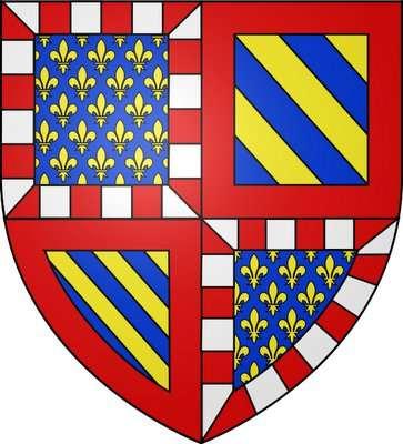 Les armoiries de la Bourgogne sont adoptées sous Philippe le Hardi. Ce n'était que le début de l'ascension de sa famille. © DR