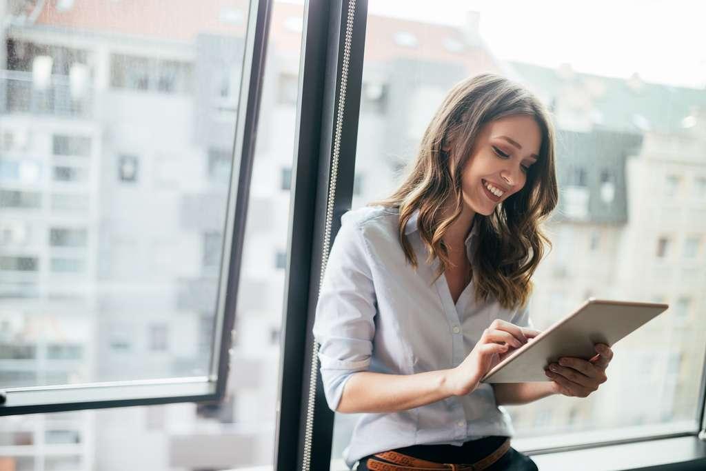 Offrez-vous une tablette de dernière génération à prix réduit. © nd3000, Adobe Stock
