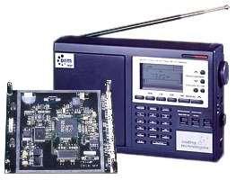Radio portative DRM de Coding Technologies DRM 2010