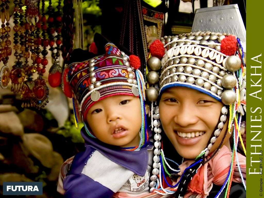 Akhas originaire de Mongolie