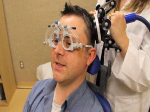 La stimulation d'une région du cerveau par un courant électrique améliore la mémoire. © Northwestern University