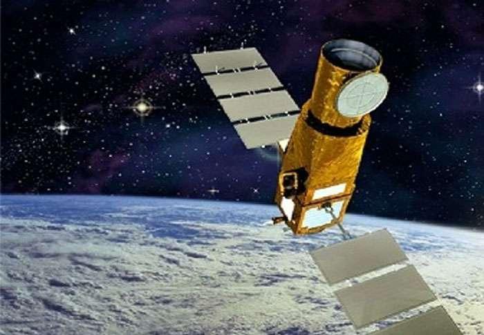 Le télescope spatial Corot. © Cnes