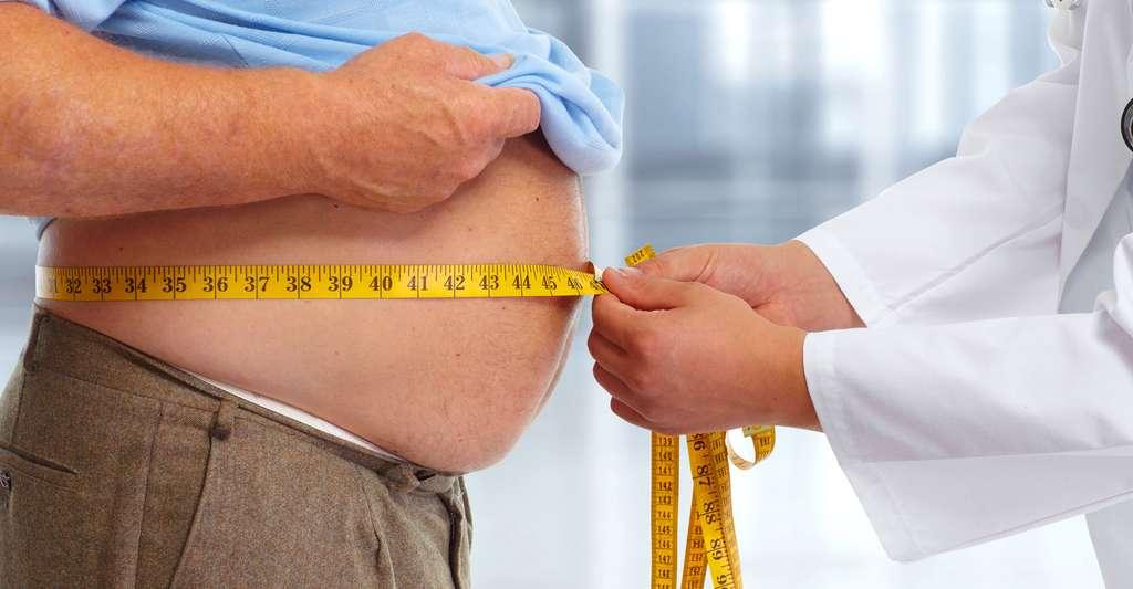 L'IMC estime le degré d'obésité. © Kurhan, Shutterstock
