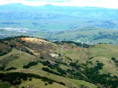 Mine de mercure à Almaden, en Espagne. © DR
