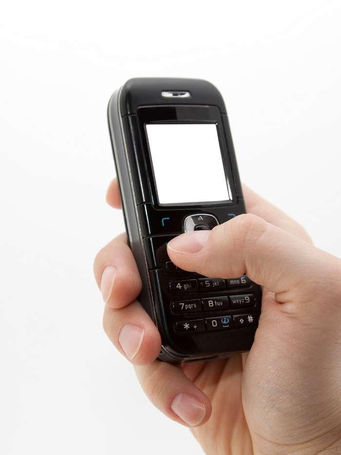 Faudra-t-il réduire notre utilisation des téléphones portables ? © Stockvault
