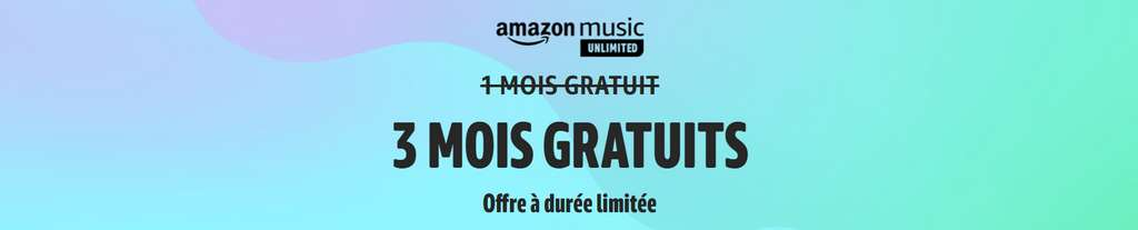 Amazon Music Unlimited © Amazon