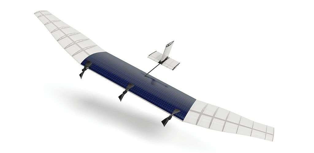 Pour connecter les deux tiers de la planète qui n'ont pas encore Internet, le réseau social Facebook propose d'utiliser des drones capables de rester en vol plusieurs mois et des satellites géostationnaires. © Internet.org