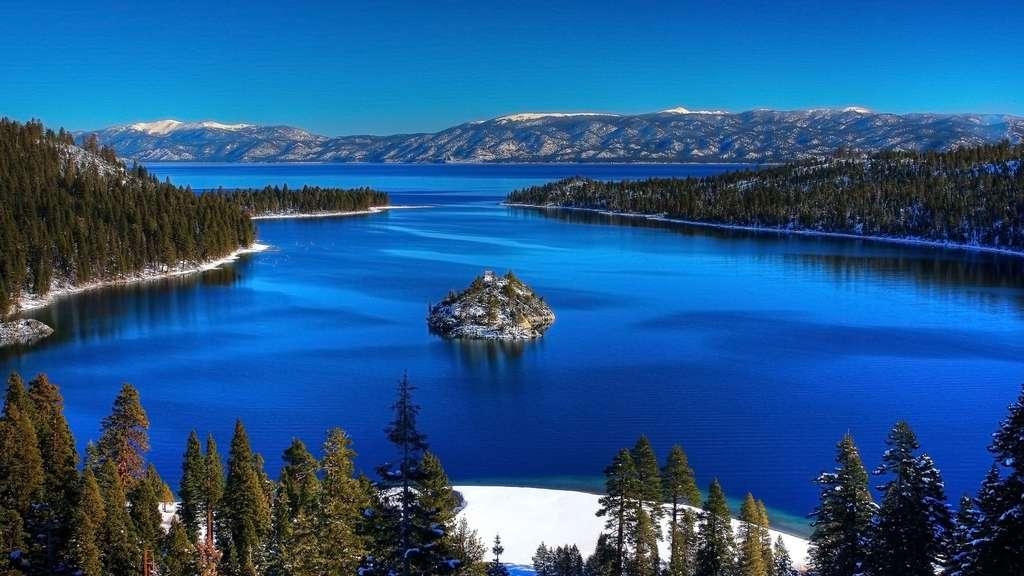Le lac Tahoe, le plus beau des États-Unis