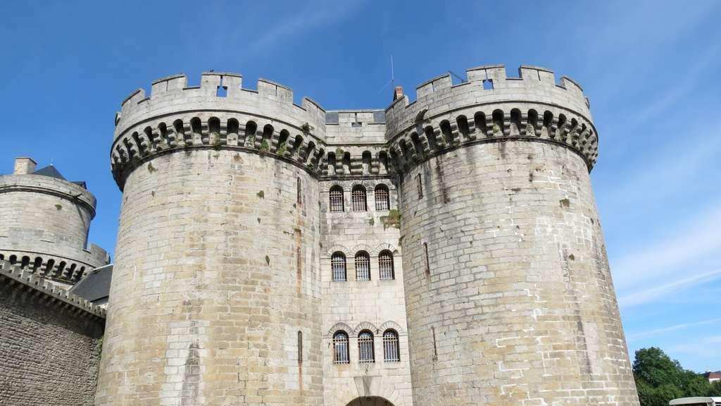 Le château des Ducs d'Alençon. © Romain Bréget, Wikimedia Commons, CC by-sa 3.0