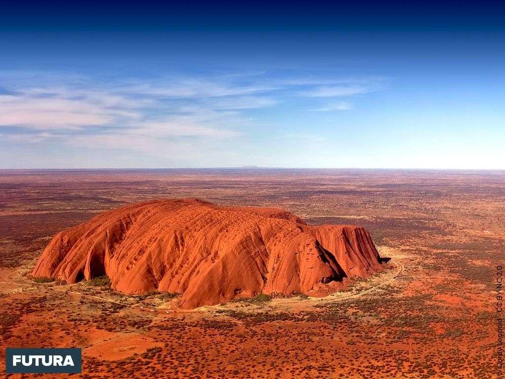 Mont Uluru - Australie
