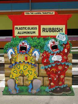 Le recyclage des déchets en Australie, une évidence ET une obligation. © Julie Flick CC by-nc-nd
