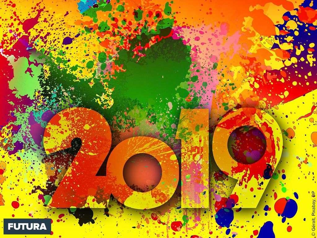 Bonne Année 2019 tous nos vœux de réussite et de santé
