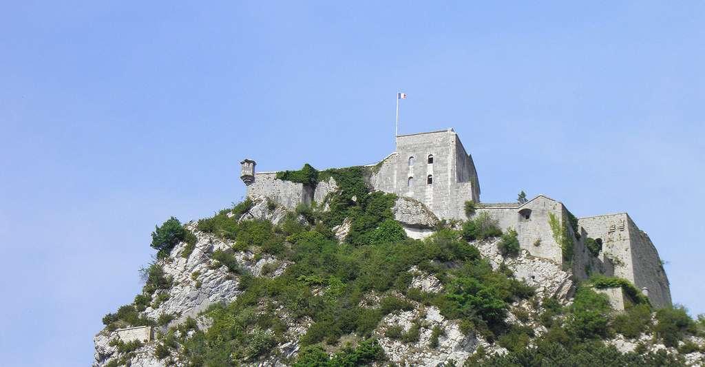 Château Belin à Salins-les-Bains (Jura, France). © Gzen92, Wikimedia, CC by-sa 4.0