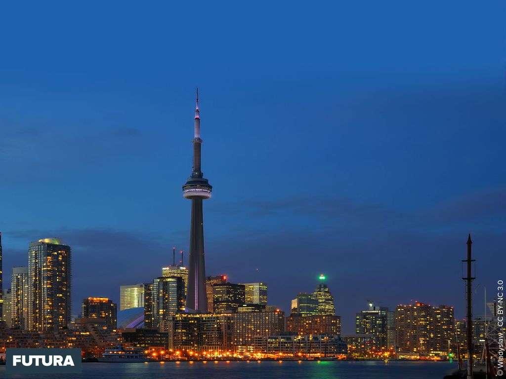 Tour CN Toronto - Canada