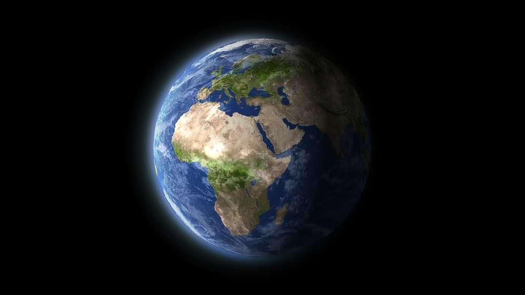 La Terre, la seule planète où nous pouvons vivre. © mkarco, fotolia