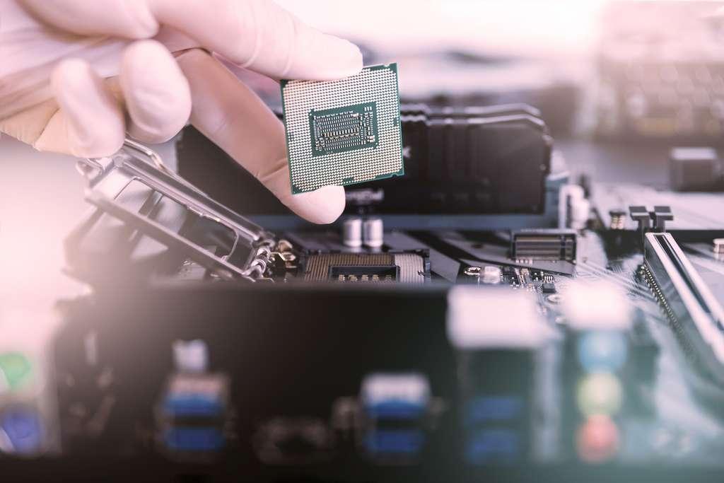 Le BIOS permet d'identifier les problèmes rencontrés. © Jan Vašek, Adobe Stock