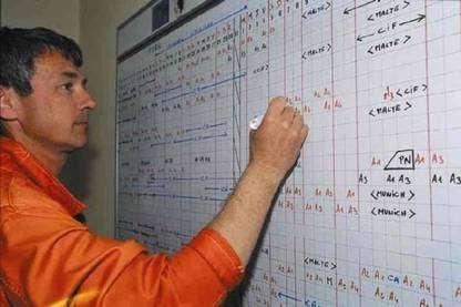 Pour devenir pilote de bombardier d'eau, une longue formation est nécessaire. © Tracker-France - Tous droits de reproduction interdits