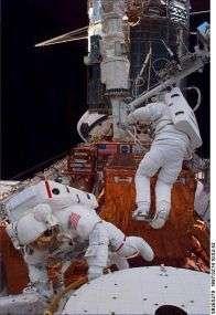 Hubble a régulièrement besoin d'opération de maintenance Quand aura lieu la prochaine ? (Crédits : NASA)