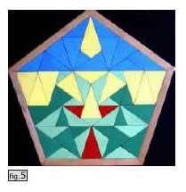 Le triangle au cœur du puzzle.