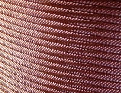 C'est à partir de nanoparticules de cuivre qu'a été mise au point cette nouvelle technologie de batteries. © DR