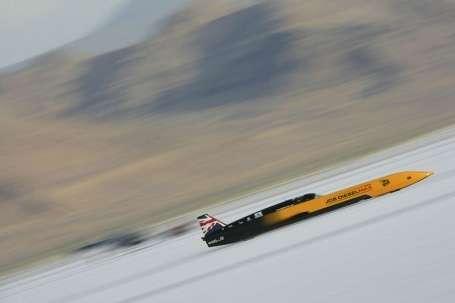563,418 km/h : Record pulvérisé ! (Crédits : JCB)