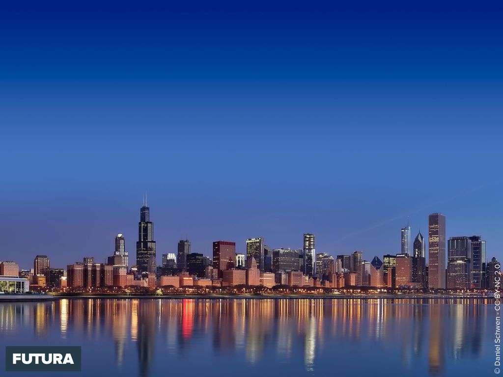 Chicago vue panoramique