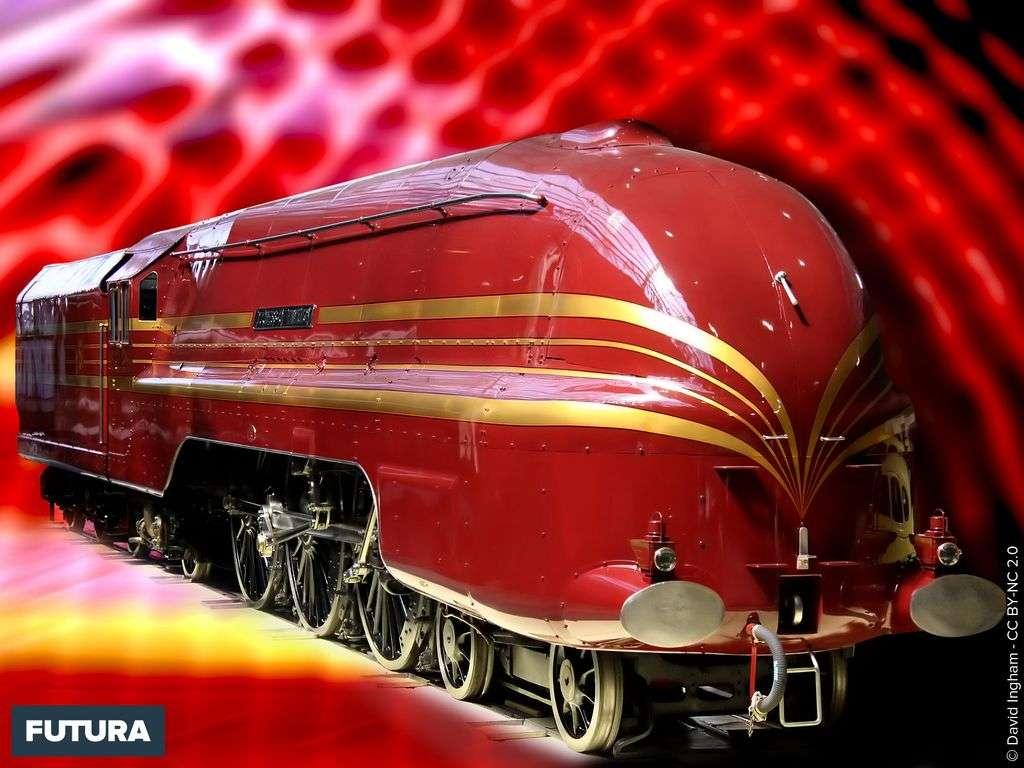 Locomotive Duchesse Hamilton