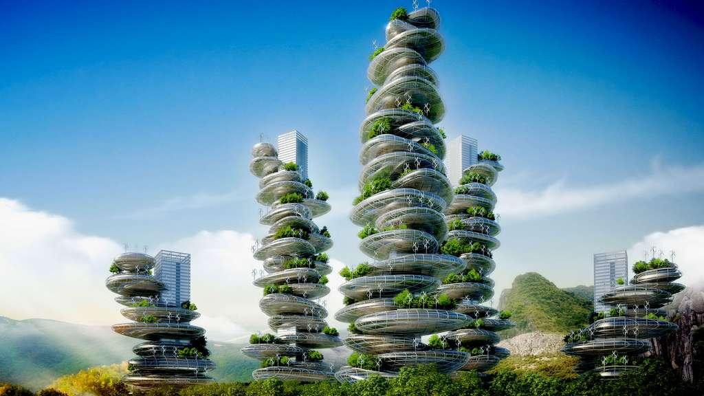 Les galets de Shenzen : un avant-goût de la cité du futur