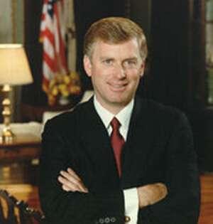 Dan Quayle, vice-président des États-Unis de 1989 à 1993, et détenteur du prix Ig Nobel de l'éducation. © DR