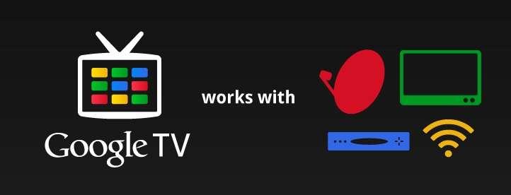 Il faudra attendre pour la Google TV. © Google