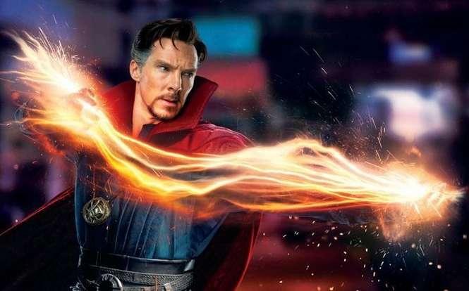 À l'instar de son rôle dans la série Sherlock Holmes, Benedict Cumberbatch incarne un personnage brillant, mais campé sur ses certitudes. © Disney