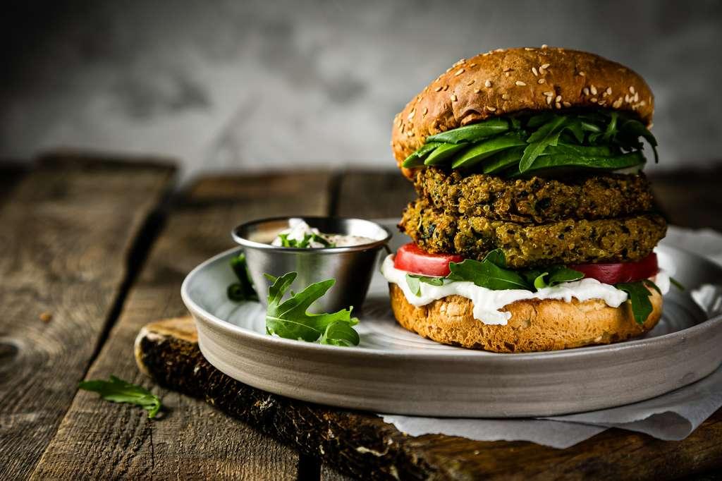 La fausse viande, végétale, une tendance de fond pour diminuer la consommation de protéines animales. © Anaumenko, Fotolia