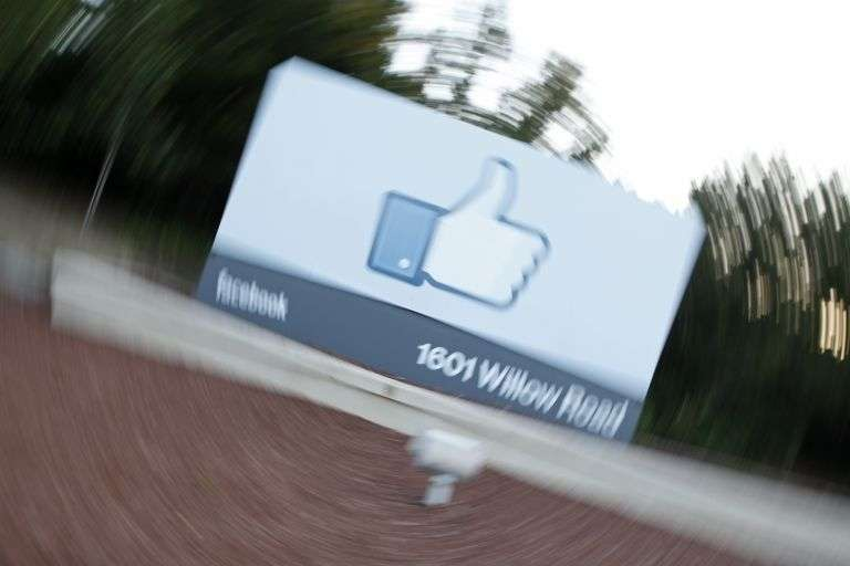 Le fameux bouton « like » de Facebook s'apprête à vivre une révolution. © AFP Photo, Kimihiro Hoshino, Files