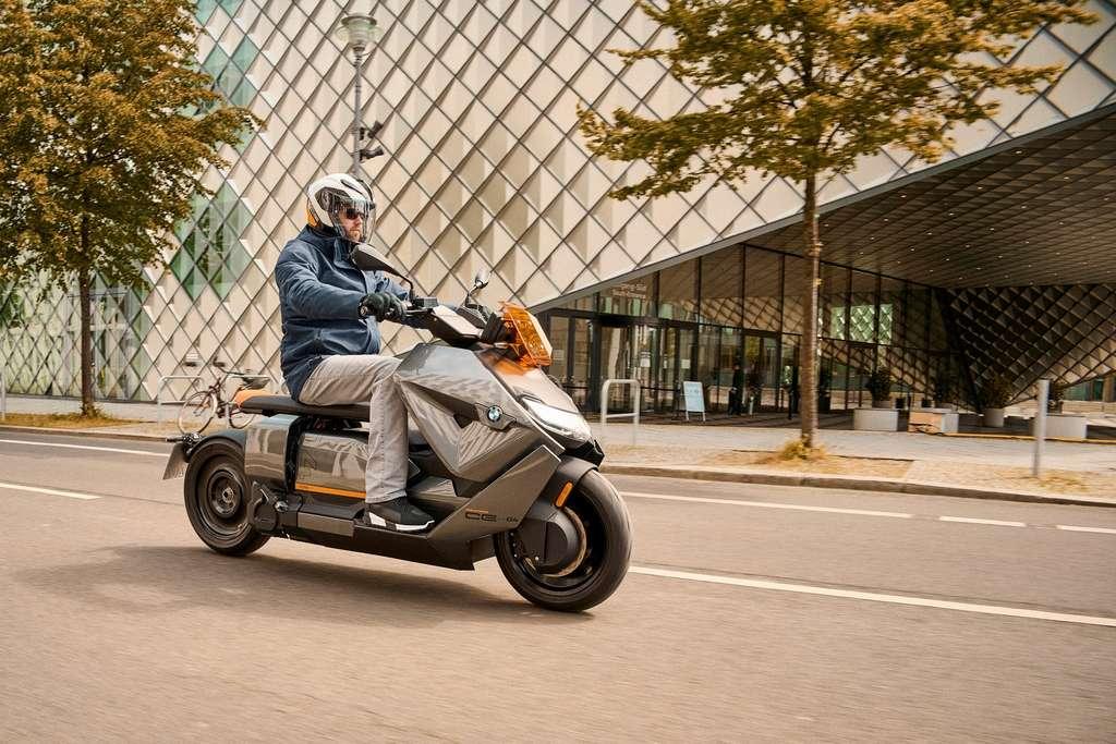 BMW CE 04. © BMW