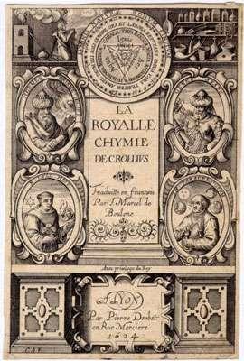Crollius 1624