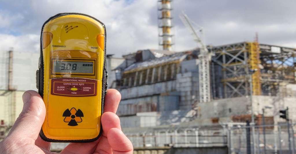 Catastrophe nucléaire de Tchernobyl. © Eight8, Fotolia