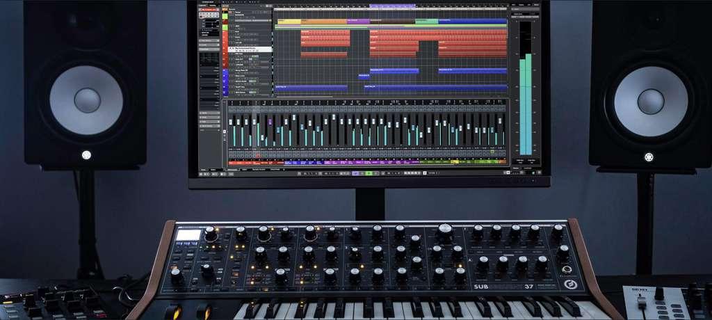Cubase 10 Pro est le logiciel de référence des professionnels de l'industrie musicale. © Steinberg Media Technologies GmbH